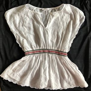 Gucci girls size 4 cover up (runs small)